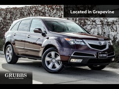 Used 2013 Acura MDX w/ Technology Package - 536237236