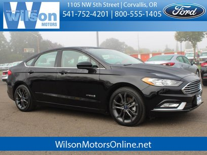 Used 2018 Ford Fusion SE - 531076729