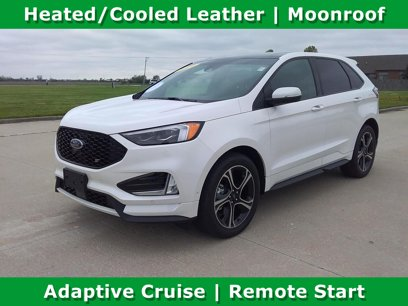 New 2019 Ford Edge AWD ST - 500940784