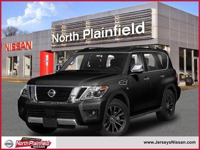 New 2020 Nissan Armada 4WD Platinum - 531128258