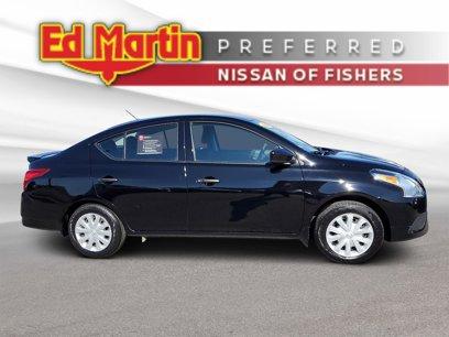 Certified 2018 Nissan Versa 1.6 S Plus - 544472226