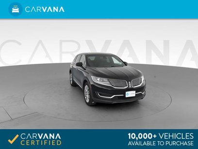 Used 2018 Lincoln MKX AWD Reserve - 545856768