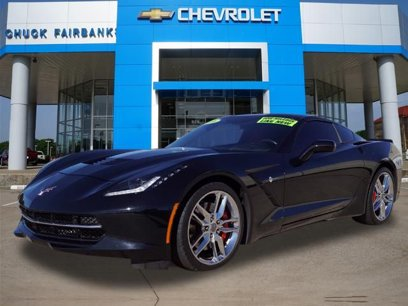 Certified 2016 Chevrolet Corvette Stingray Coupe - 569879936