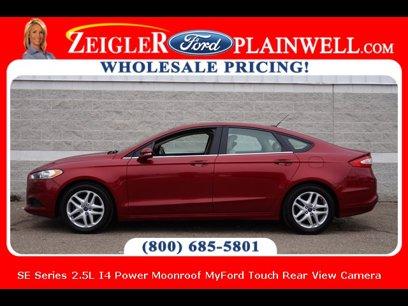 Used 2013 Ford Fusion SE - 543700554