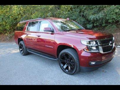 New 2020 Chevrolet Suburban LT - 528866565