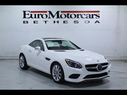 New 2020 Mercedes-Benz SLC 300 - 538676753
