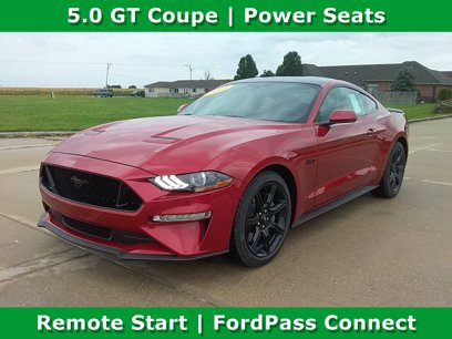 New 2020 Ford Mustang GT Coupe - 531408202