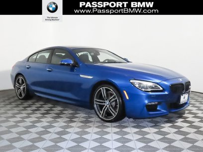 Certified 2018 BMW 650i Gran Coupe xDrive - 543196528