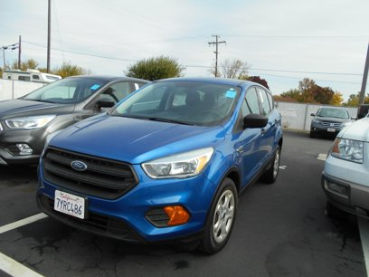 Used 2017 Ford Escape FWD S - 568298503