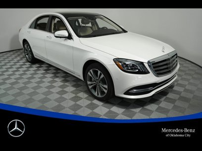 New 2020 Mercedes-Benz S 450 Sedan - 535108001