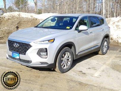 Certified 2019 Hyundai Santa Fe AWD SE - 542593271