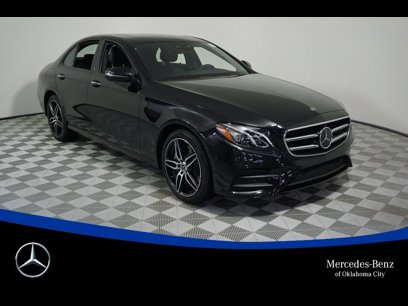 New 2020 Mercedes-Benz E 350 4MATIC Sedan - 534194744