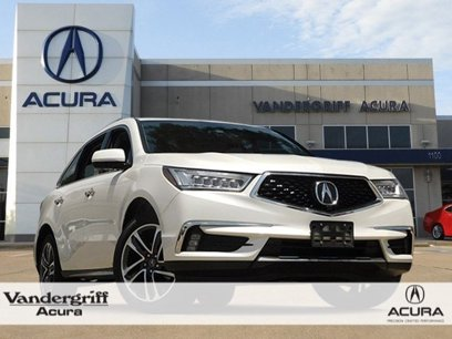 New 2020 Acura MDX FWD w/ Advance Package - 532625013