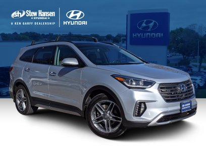 Certified 2018 Hyundai Santa Fe Limited w/ Ultimate Package - 567927412