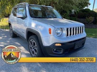 Used 2015 Jeep Renegade Limited - 606122206