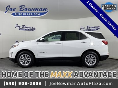 Used 2018 Chevrolet Equinox AWD LT w/ 1LT - 569401955