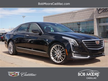 Certified 2017 Cadillac CT6 3.6 Luxury AWD - 547850450