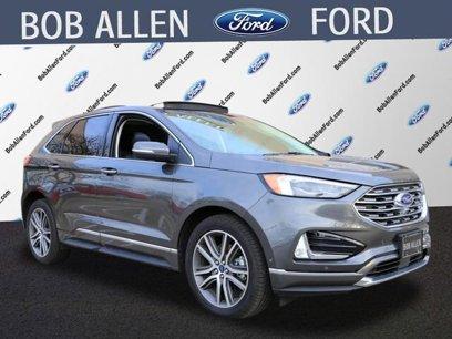 New 2019 Ford Edge AWD Titanium - 501713966