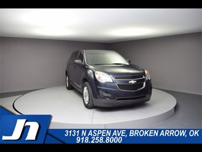 Used 2015 Chevrolet Equinox FWD LS - 548011607