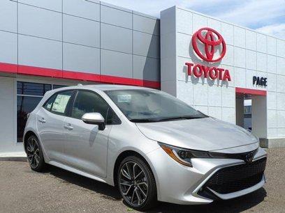 New 2019 Toyota Corolla XSE - 521269287