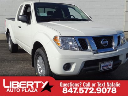 New 2019 Nissan Frontier SV - 526693072