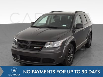 Used 2018 Dodge Journey FWD SE w/ Blacktop Package - 549302112