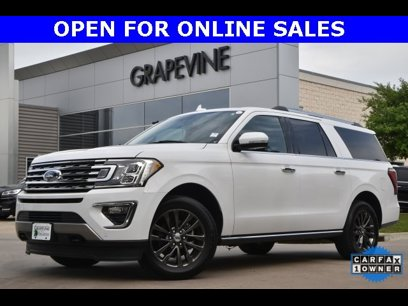 Used 2019 Ford Expedition Max 4WD Limited - 549137311