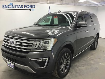 Certified 2019 Ford Expedition Max 2WD Limited - 544267728