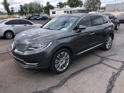 Certified 2018 Lincoln MKX FWD Reserve - 547884465