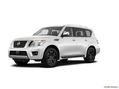 New 2020 Nissan Armada 4WD Platinum - 530824227