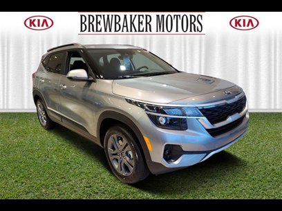 New 2021 Kia Seltos AWD S - 542453207