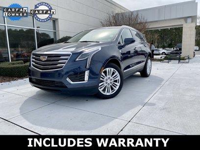 Certified 2019 Cadillac XT5 FWD Premium Luxury - 543454309