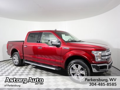 Certified 2019 Ford F150 4x4 SuperCrew - 539595099