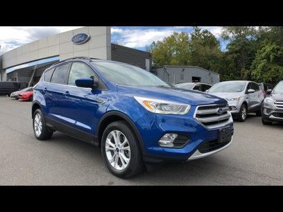Certified 2017 Ford Escape 4WD SE - 529798884