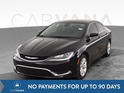 Used 2017 Chrysler 200 Limited - 549196322