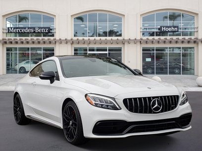New 2019 Mercedes-Benz C 63 AMG S Coupe - 522647413