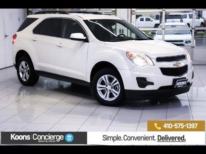 Used 2015 Chevrolet Equinox FWD LT w/ 1LT - 569720605