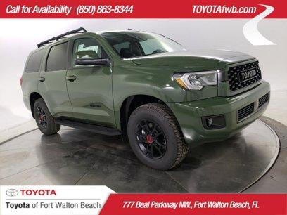 New 2020 Toyota Sequoia TRD Pro - 543402523