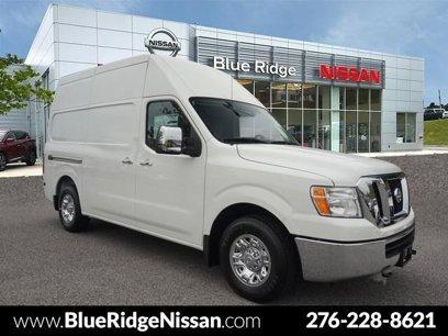New 2020 Nissan NV S - 531298638