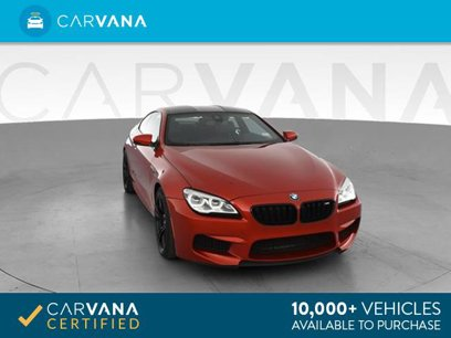 Used 2016 BMW M6 Coupe - 528201378