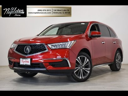 Used 2019 Acura MDX SH-AWD w/ Technology Package - 544665987