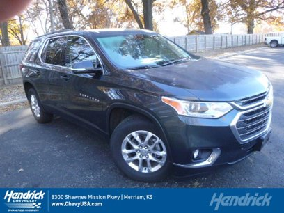 Certified 2019 Chevrolet Traverse FWD LT - 536447214