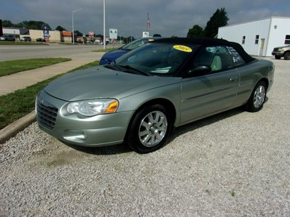 Used 2005 Chrysler Sebring Limited Convertible - 558855639