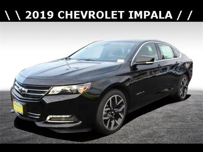 New 2019 Chevrolet Impala LT w/ 1LT - 503400272