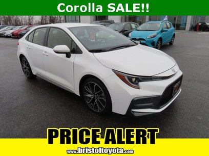 Used 2020 Toyota Corolla SE Sedan - 543804333