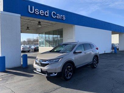 Certified 2019 Honda CR-V AWD Touring - 569752297