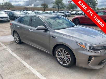 Certified 2016 Kia Optima SX w/ Chrome Wheel Package - 549009249