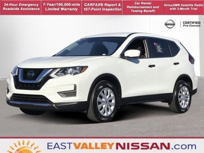 Certified 2019 Nissan Rogue S - 542182209