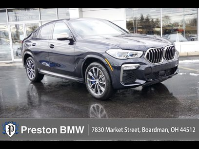 New 2020 BMW X6 M50i - 533509218