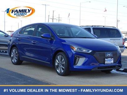 New 2019 Hyundai Ioniq Hybrid Limited - 506442064